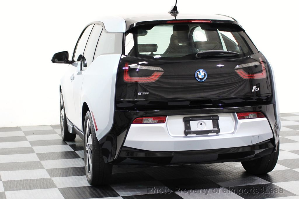2014 BMW i3 CERTIFIED i3 REXT GIGA RANGE EXTENDER Active Cruise NAVI - 16537716 - 25