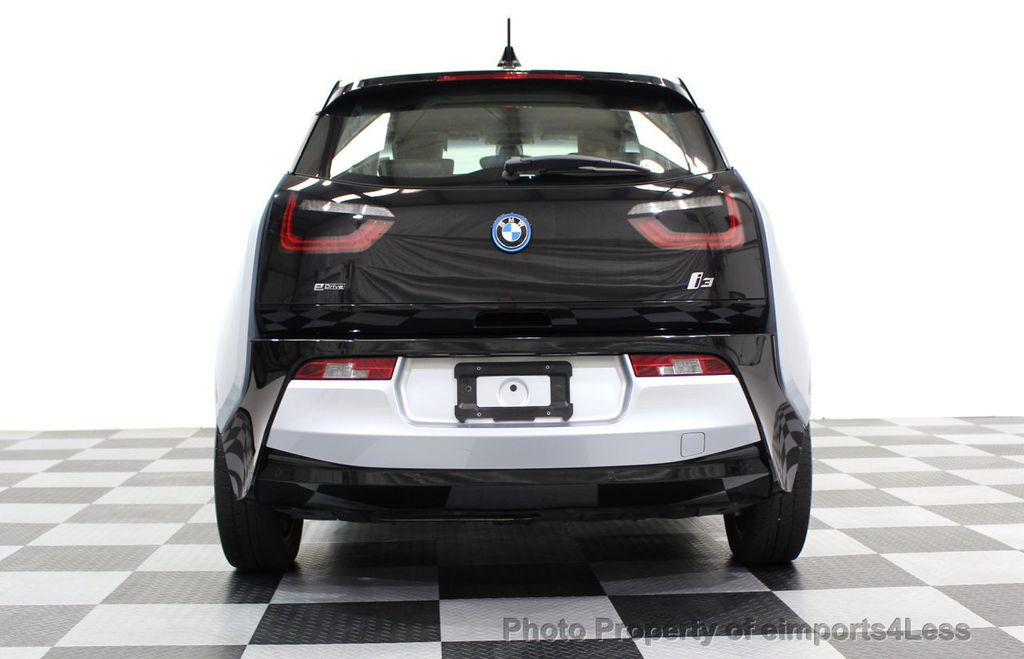 2014 BMW i3 CERTIFIED i3 REXT GIGA RANGE EXTENDER Active Cruise NAVI - 16537716 - 26