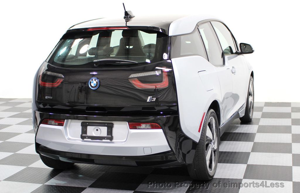 2014 BMW i3 CERTIFIED i3 REXT GIGA RANGE EXTENDER Active Cruise NAVI - 16537716 - 27