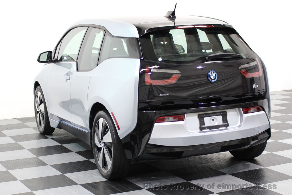 2014 BMW i3 CERTIFIED i3 REXT GIGA RANGE EXTENDER Active Cruise NAVI - 16537716 - 2