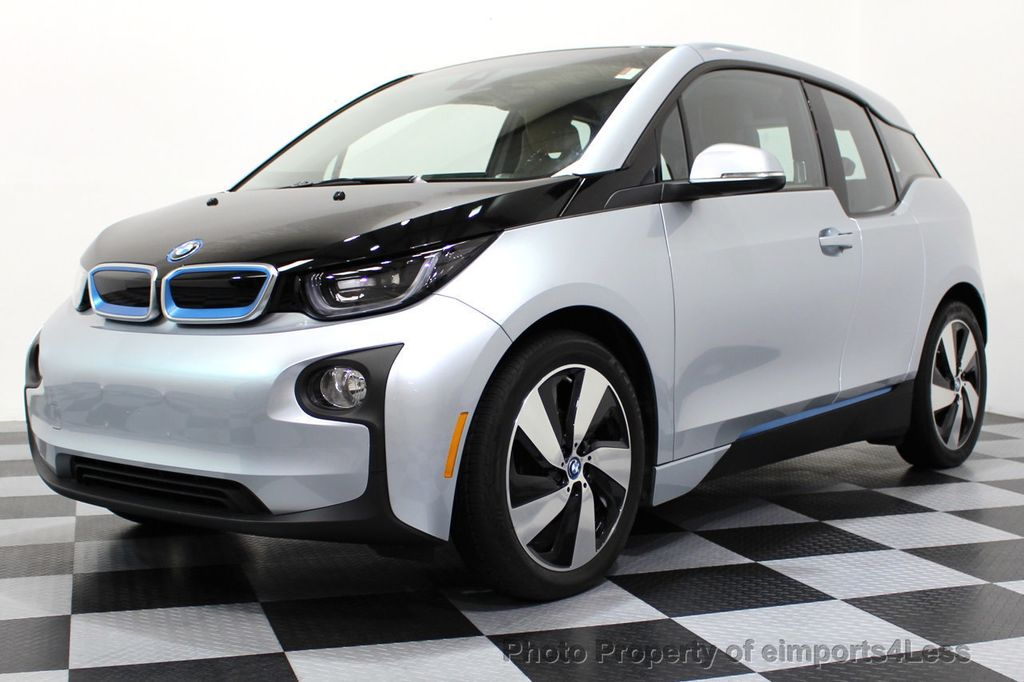 2014 BMW i3 CERTIFIED i3 REXT GIGA RANGE EXTENDER Active Cruise NAVI - 16537716 - 36