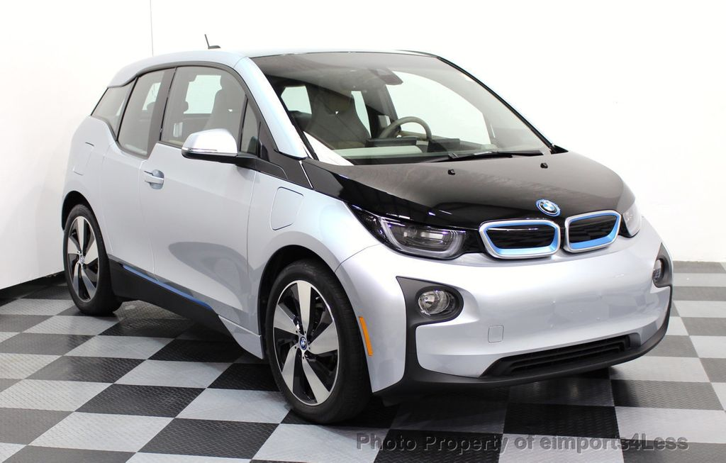 2014 BMW i3 CERTIFIED i3 REXT GIGA RANGE EXTENDER Active Cruise NAVI - 16537716 - 37