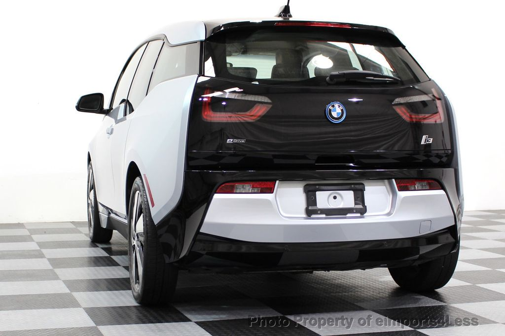 2014 BMW i3 CERTIFIED i3 REXT GIGA RANGE EXTENDER Active Cruise NAVI - 16537716 - 38
