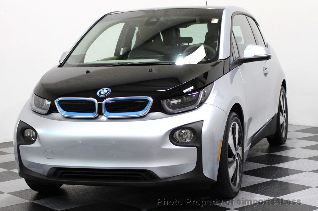 2014 BMW i3 CERTIFIED i3 REXT GIGA RANGE EXTENDER Active Cruise NAVI - 16537716 - 40