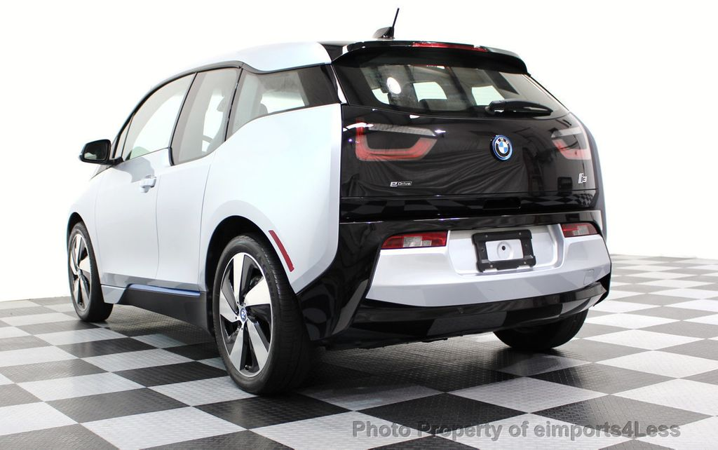 2014 BMW i3 CERTIFIED i3 REXT GIGA RANGE EXTENDER Active Cruise NAVI - 16537716 - 41