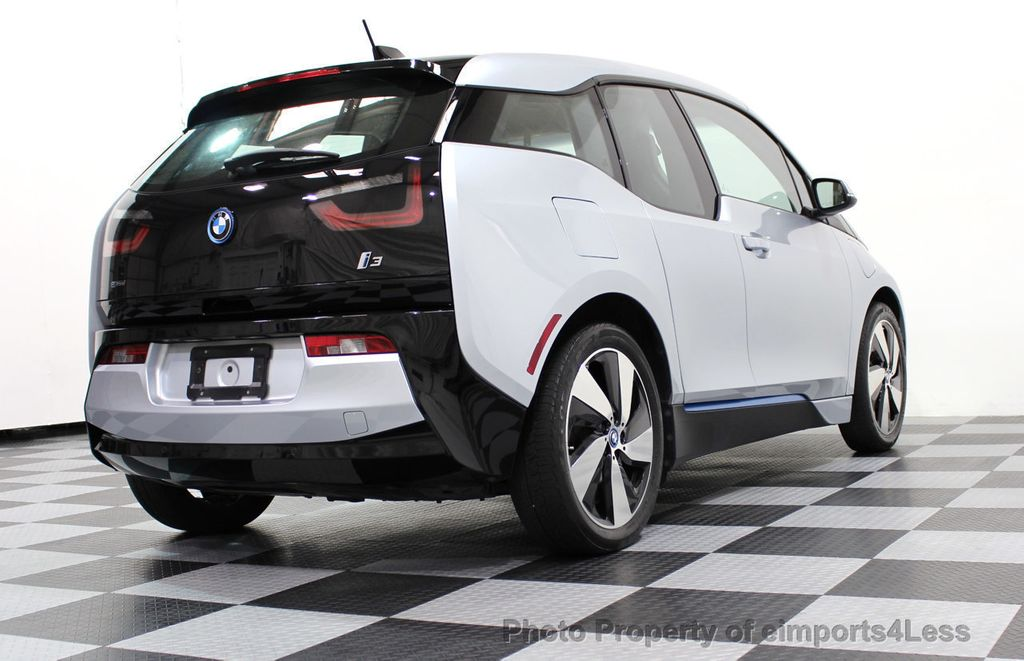 2014 BMW i3 CERTIFIED i3 REXT GIGA RANGE EXTENDER Active Cruise NAVI - 16537716 - 42