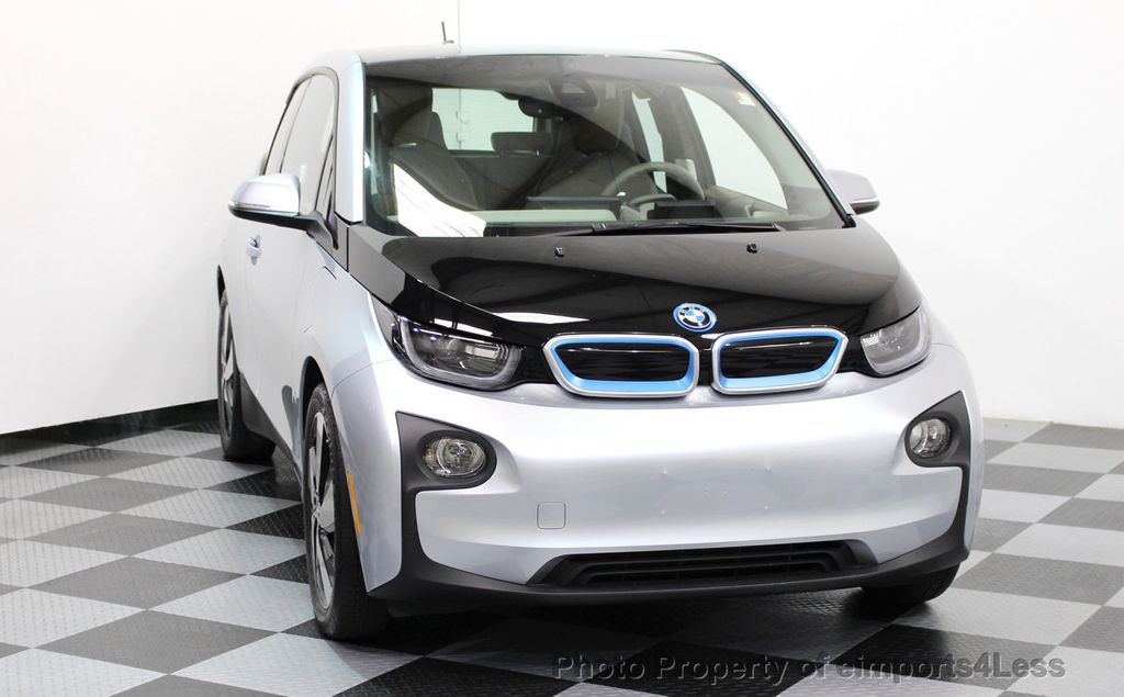 2014 BMW i3 CERTIFIED i3 REXT GIGA RANGE EXTENDER Active Cruise NAVI - 16537716 - 44