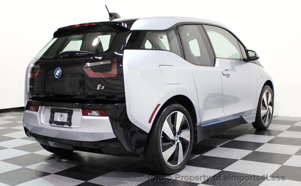 2014 BMW I3 CERTIFIED REXT GIGA RANGE EXTENDER ASSIST NAVI