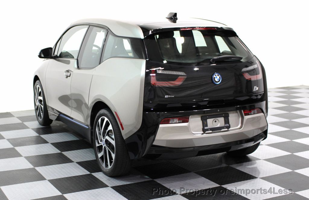 2014 BMW i3 CERTIFIED i3 REXT TERA Range Extender Active Cruise NAV - 16536084 - 14