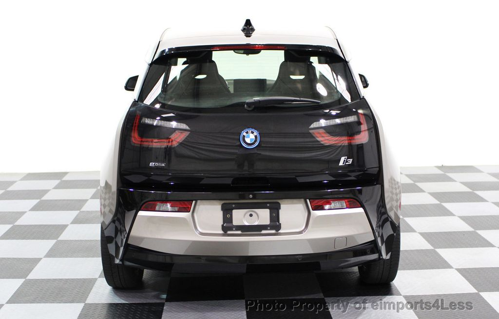 2014 BMW i3 CERTIFIED i3 REXT TERA Range Extender Active Cruise NAV - 16536084 - 15
