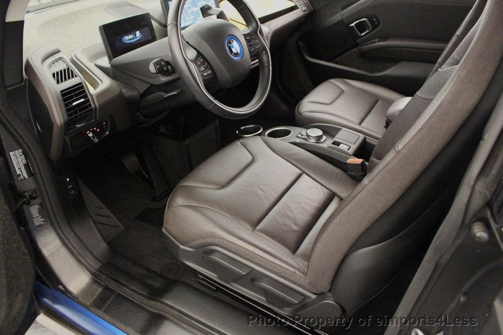 2014 BMW i3 CERTIFIED i3 REXT TERA Range Extender Active Cruise NAV - 16536084 - 17
