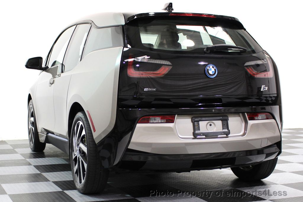 2014 BMW i3 CERTIFIED i3 REXT TERA Range Extender Active Cruise NAV - 16536084 - 28