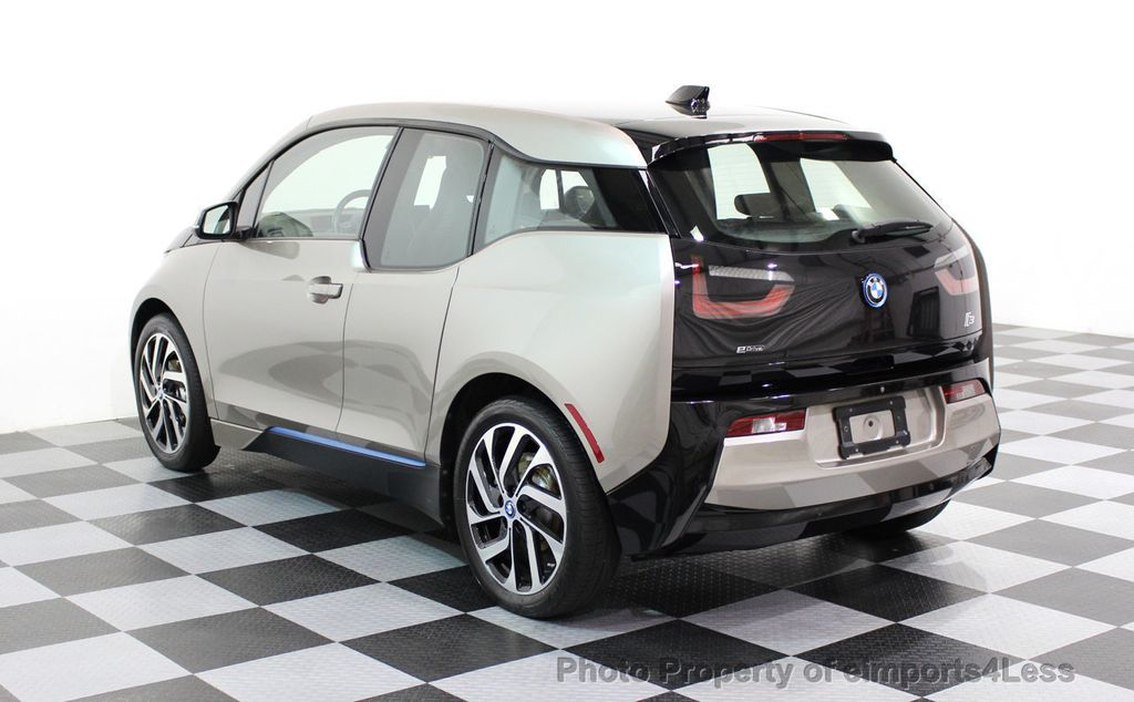 2014 BMW i3 CERTIFIED i3 REXT TERA Range Extender Active Cruise NAV - 16536084 - 2
