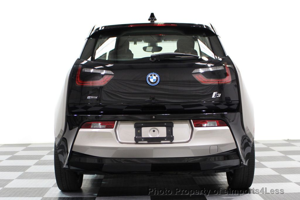 2014 BMW i3 CERTIFIED i3 REXT TERA Range Extender Active Cruise NAV - 16536084 - 29