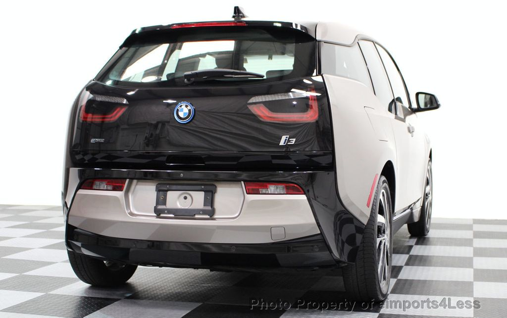 2014 BMW i3 CERTIFIED i3 REXT TERA Range Extender Active Cruise NAV - 16536084 - 30