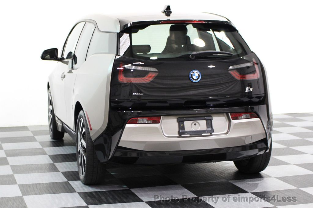 2014 BMW i3 CERTIFIED i3 REXT TERA Range Extender Active Cruise NAV - 16536084 - 41