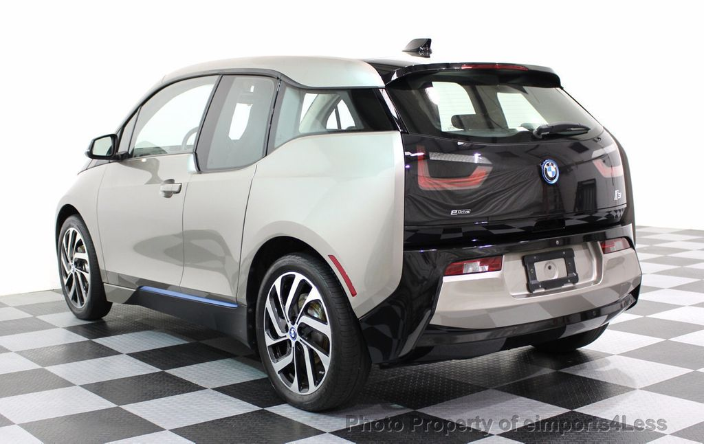 2014 BMW i3 CERTIFIED i3 REXT TERA Range Extender Active Cruise NAV - 16536084 - 49