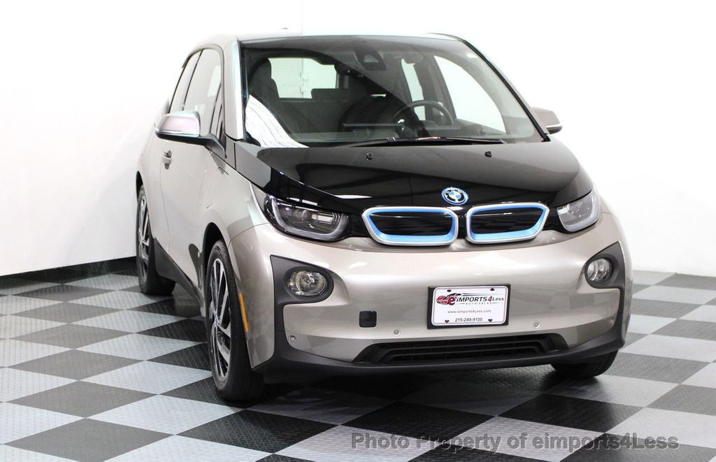 2014 BMW i3 CERTIFIED i3 REXT TERA Range Extender Active Cruise NAV - 16536084 - 51