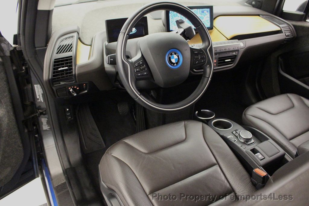 2014 BMW i3 CERTIFIED i3 REXT TERA Range Extender Active Cruise NAV - 16536084 - 7