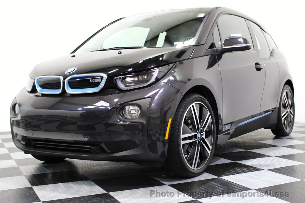 2014 BMW i3 CERTIFIED REXT TERA WORLD Range Extender ACTIVE CRUISE NAV - 16550182 - 0