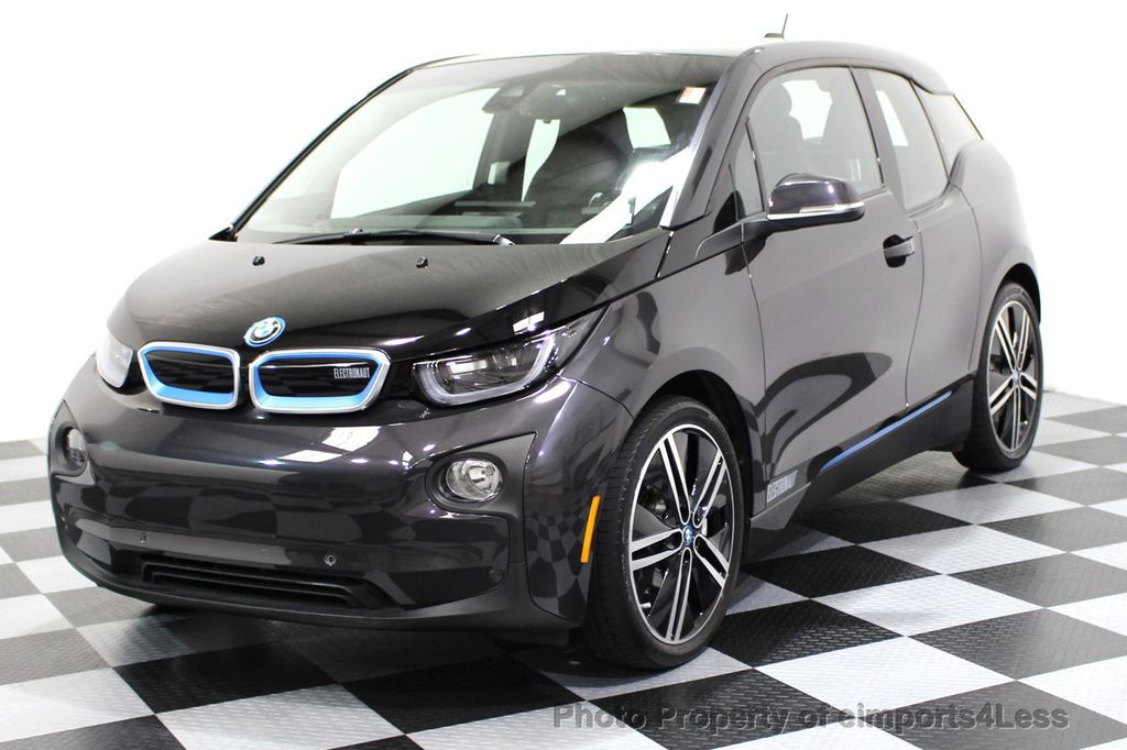 2014 BMW i3 CERTIFIED REXT TERA WORLD Range Extender ACTIVE CRUISE NAV - 16550182 - 13