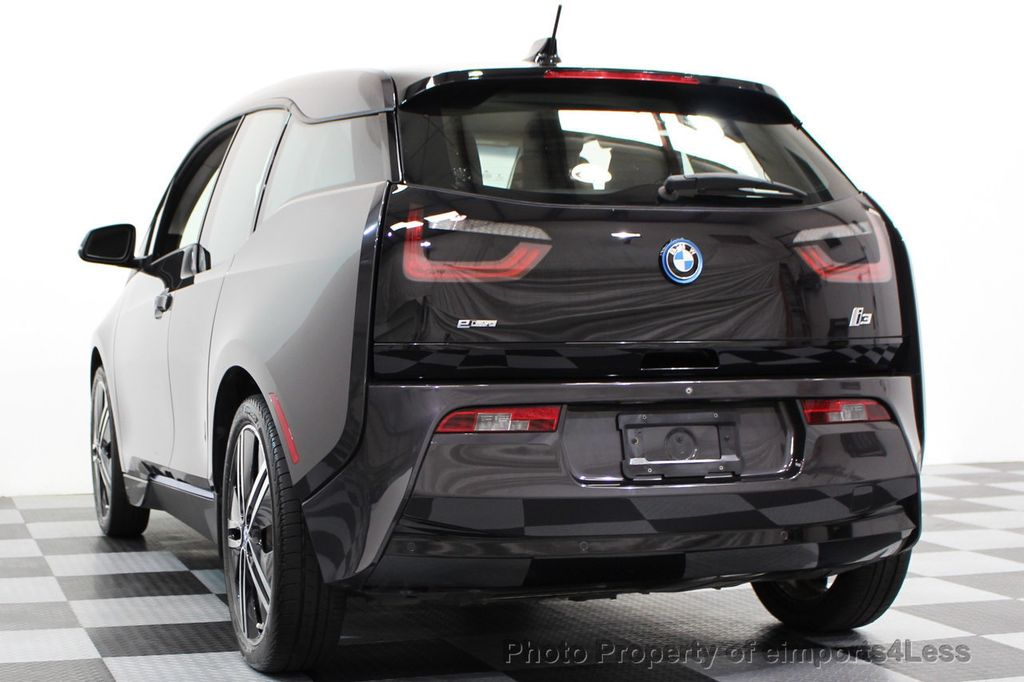 2014 BMW i3 CERTIFIED REXT TERA WORLD Range Extender ACTIVE CRUISE NAV - 16550182 - 14