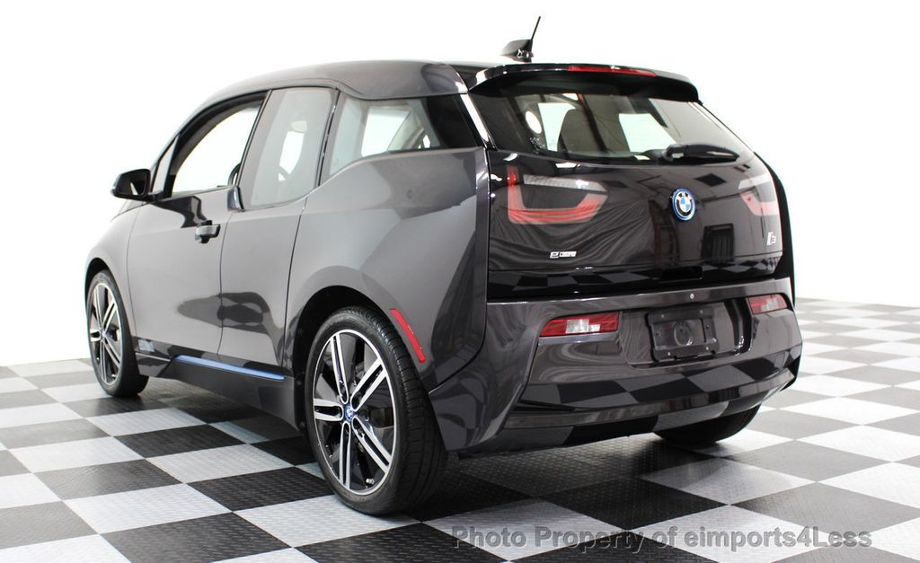 2014 BMW i3 CERTIFIED REXT TERA WORLD Range Extender ACTIVE CRUISE NAV - 16550182 - 28