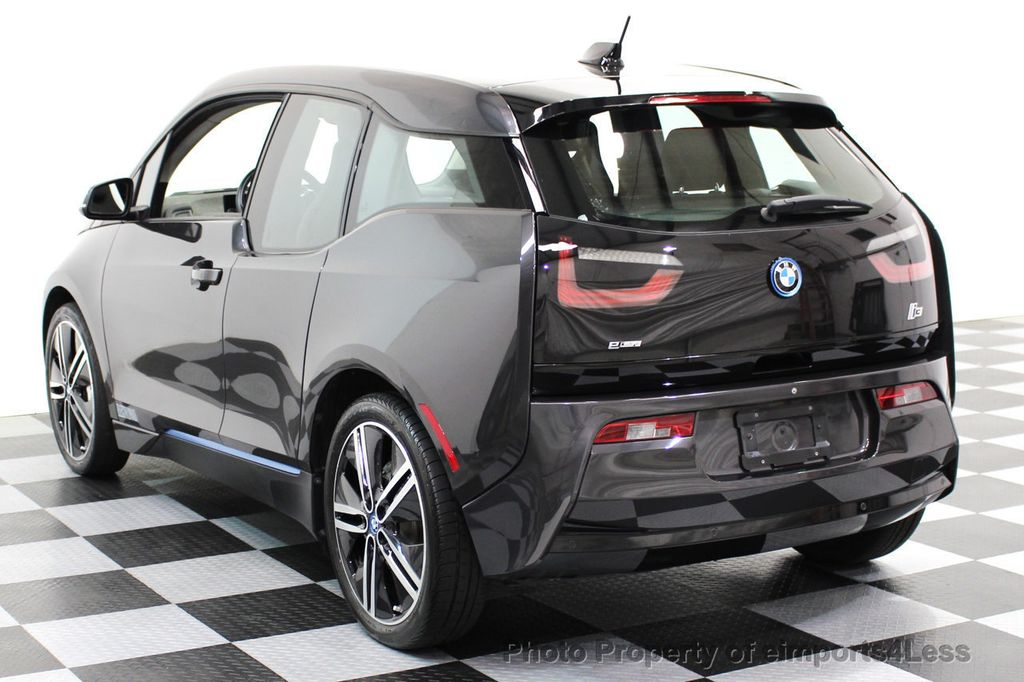 2014 BMW i3 CERTIFIED REXT TERA WORLD Range Extender ACTIVE CRUISE NAV - 16550182 - 2