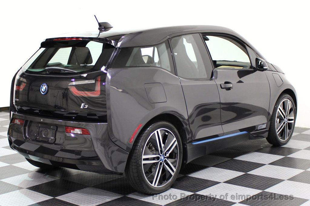 2014 BMW i3 CERTIFIED REXT TERA WORLD Range Extender ACTIVE CRUISE NAV - 16550182 - 30