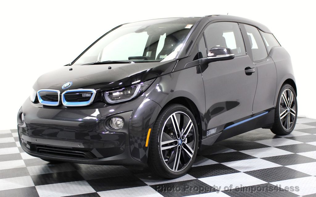 2014 BMW i3 CERTIFIED REXT TERA WORLD Range Extender ACTIVE CRUISE NAV - 16550182 - 38