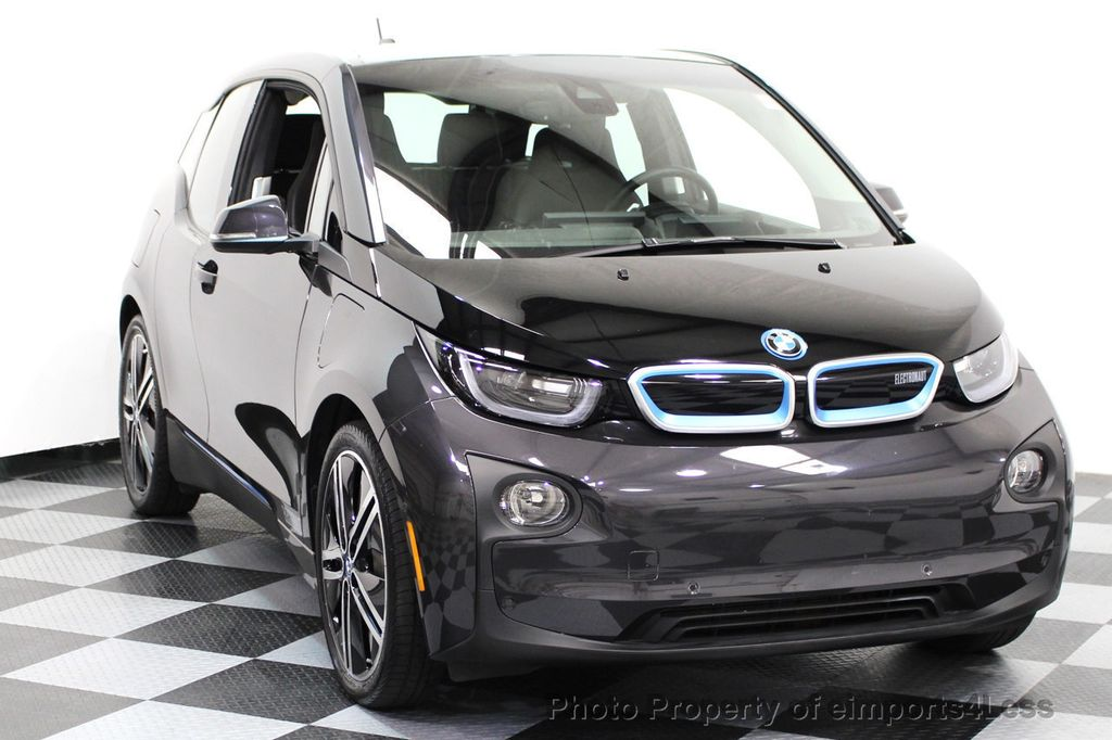 2014 BMW i3 CERTIFIED REXT TERA WORLD Range Extender ACTIVE CRUISE NAV - 16550182 - 39