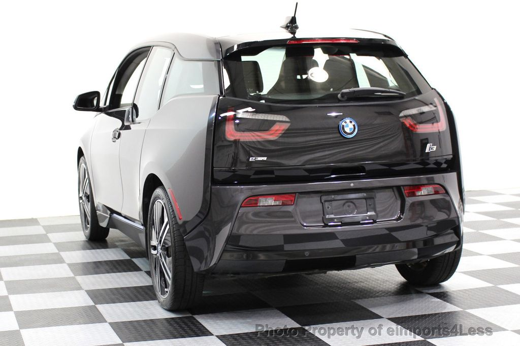 2014 BMW i3 CERTIFIED REXT TERA WORLD Range Extender ACTIVE CRUISE NAV - 16550182 - 40
