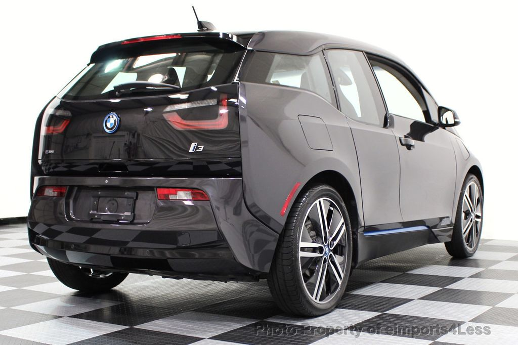 2014 BMW i3 CERTIFIED REXT TERA WORLD Range Extender ACTIVE CRUISE NAV - 16550182 - 41