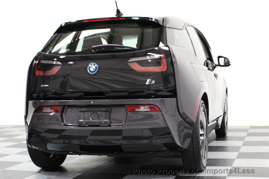 2014 BMW i3 CERTIFIED REXT TERA WORLD Range Extender ACTIVE CRUISE NAV - 16550182 - 50