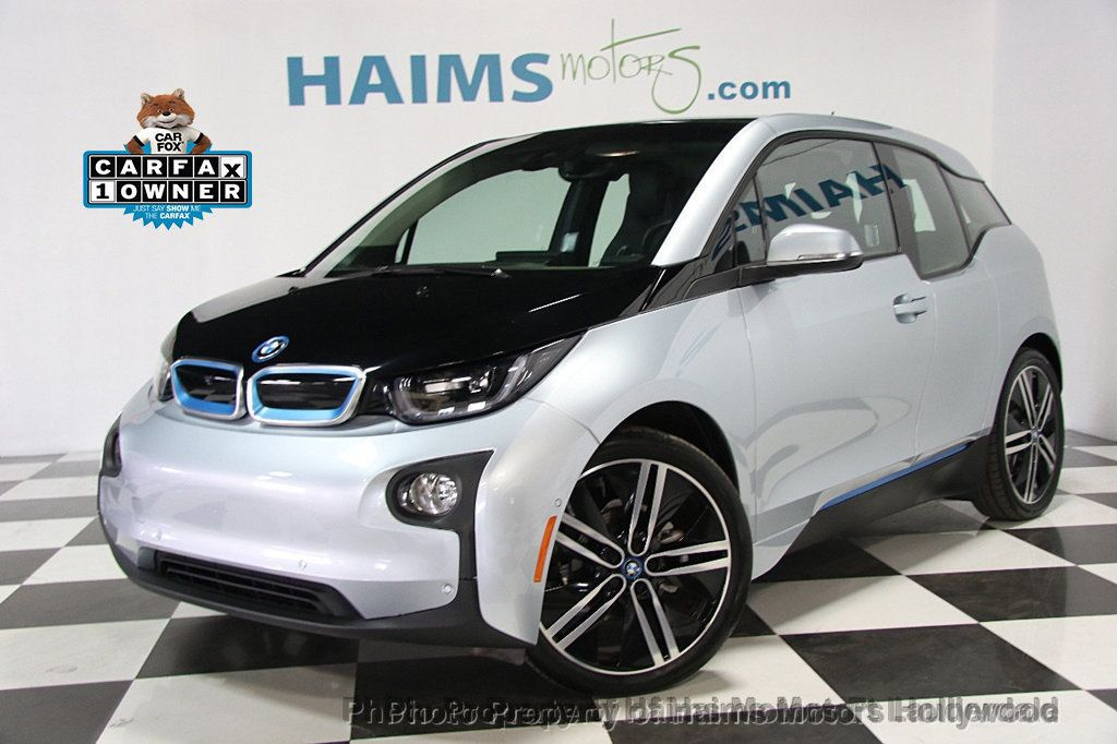 2014 BMW i3 Hatchback - 16412727 - 0