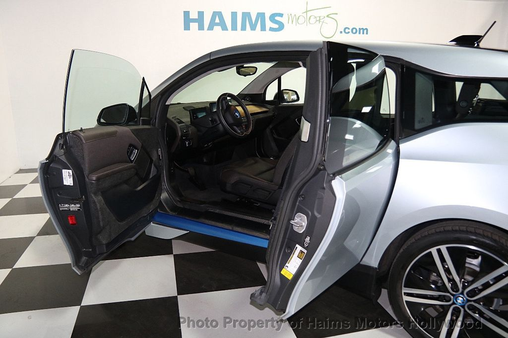 2014 BMW i3 Hatchback - 16412727 - 13