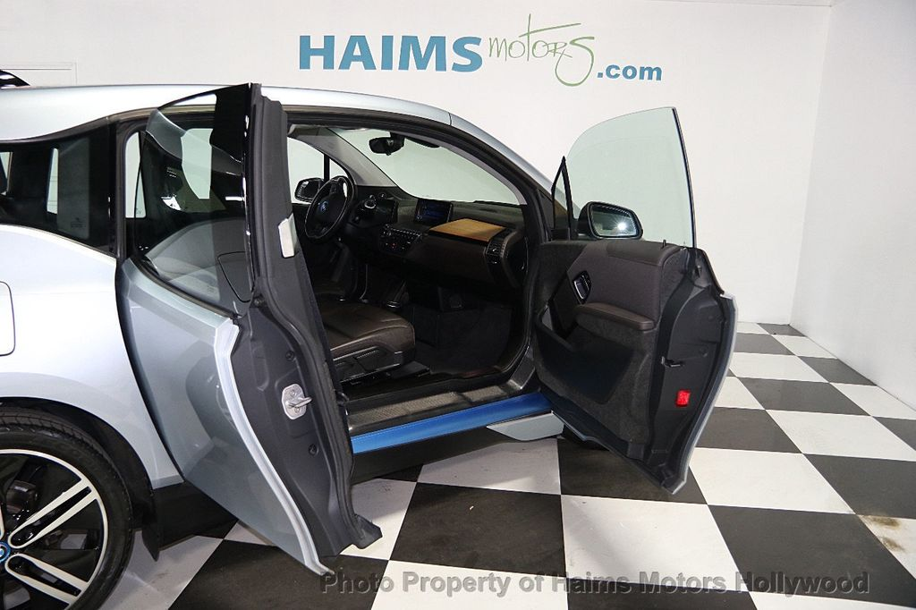 2014 BMW i3 Hatchback - 16412727 - 16
