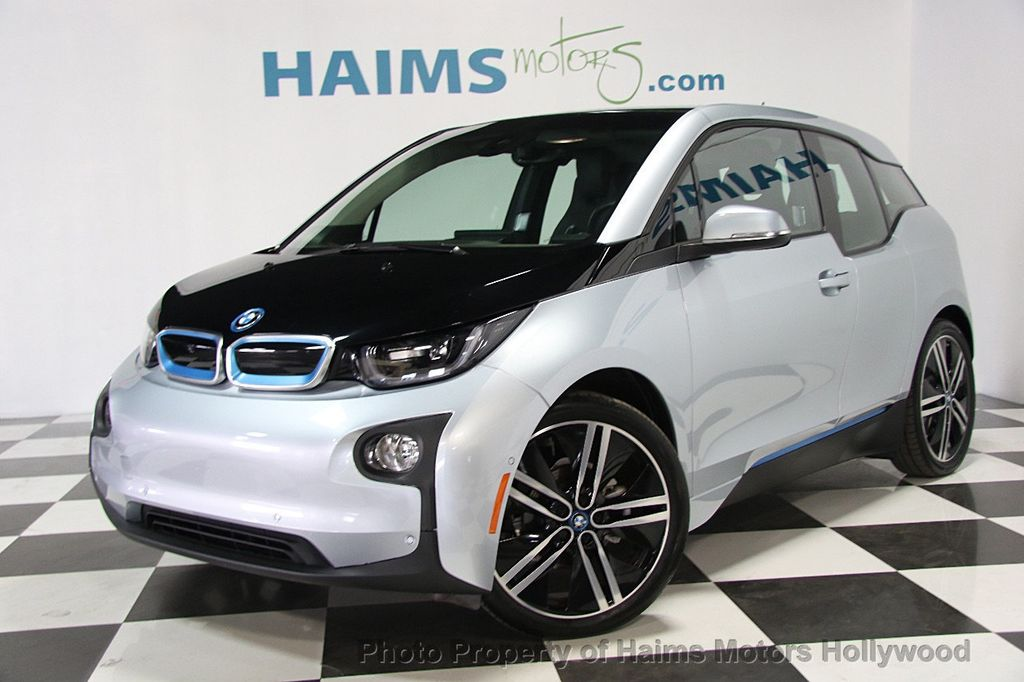 2014 used bmw i3 hatchback at haims motors serving fort lauderdale hollywood miami fl iid. Black Bedroom Furniture Sets. Home Design Ideas