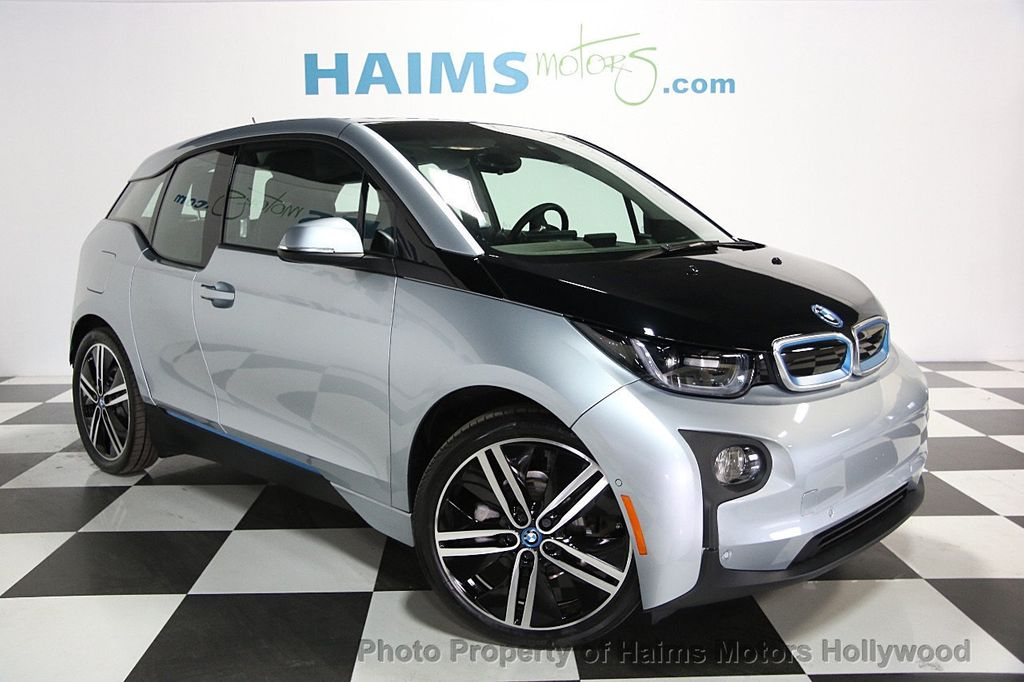 2014 BMW i3 Hatchback - 16412727 - 3