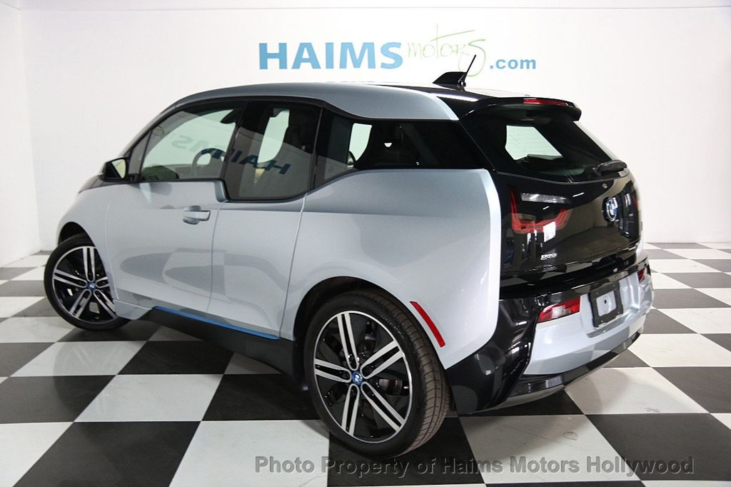 2014 BMW i3 Hatchback - 16412727 - 4