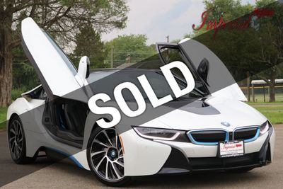 2014 BMW i8  - Click to see full-size photo viewer