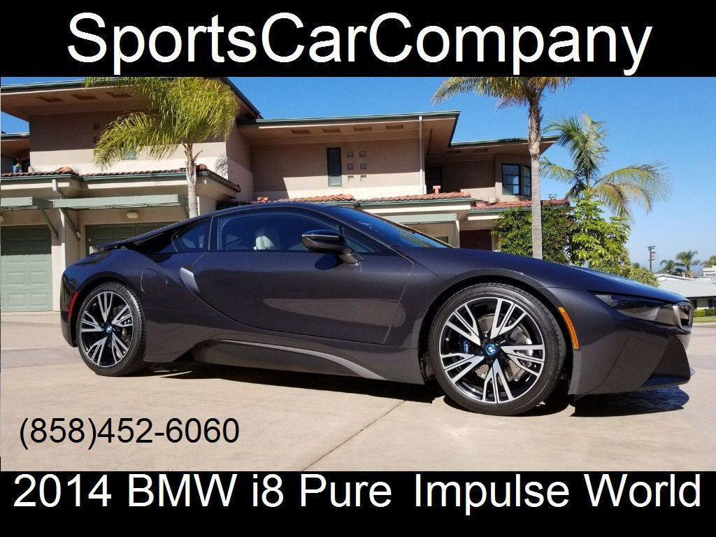 2014 BMW i8 PureImpulse World  - 17630798 - 1