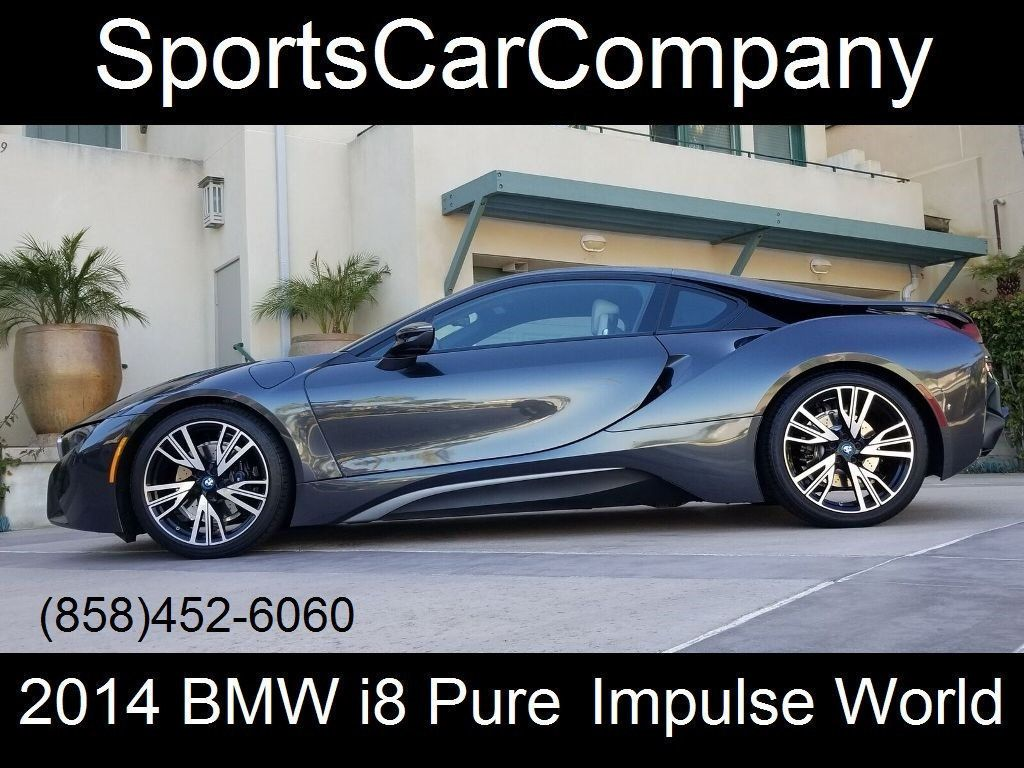 2014 Used Bmw I8 Pureimpulse World At Sports Car Company Inc