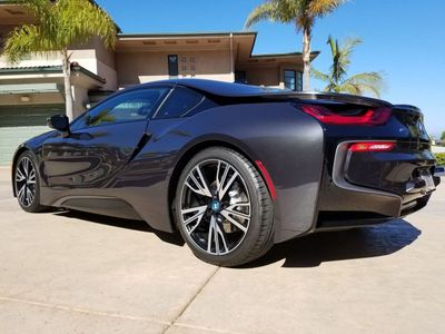 2014 BMW i8 PureImpulse World  - Click to see full-size photo viewer