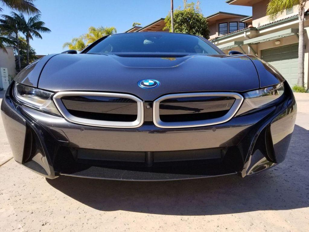 2014 Used Bmw I8 Pureimpulse World At Sports Car Company Inc