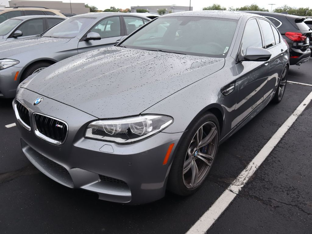 Used Bmw M5 >> 2014 Used Bmw M5 4dr Sedan At Porsche North Scottsdale Serving Phoenix Az Iid 19414556