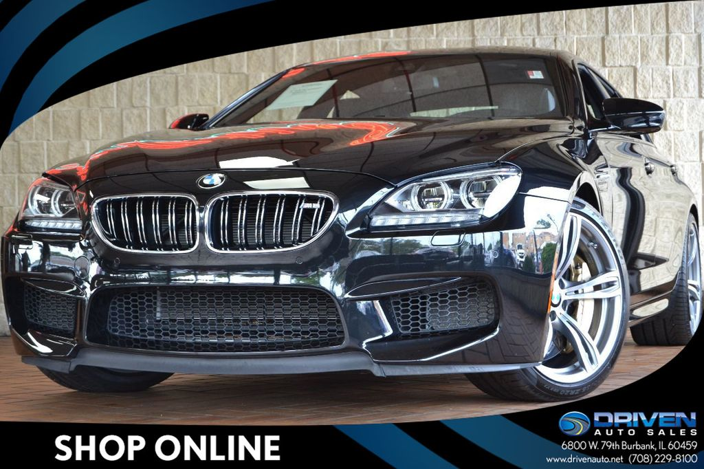 2014 used bmw m6 4dr gran coupe at driven auto sales serving burbank