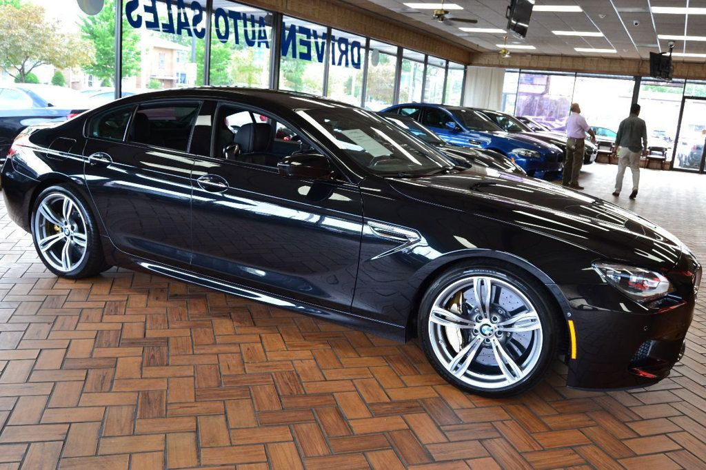 2014 BMW M6 4dr Gran Coupe - 15236314 - 15
