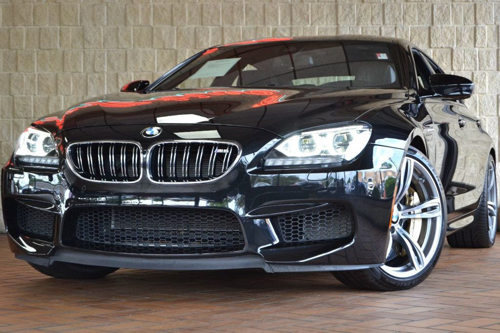 2014 BMW M6 4dr Gran Coupe - 15236314 - 1