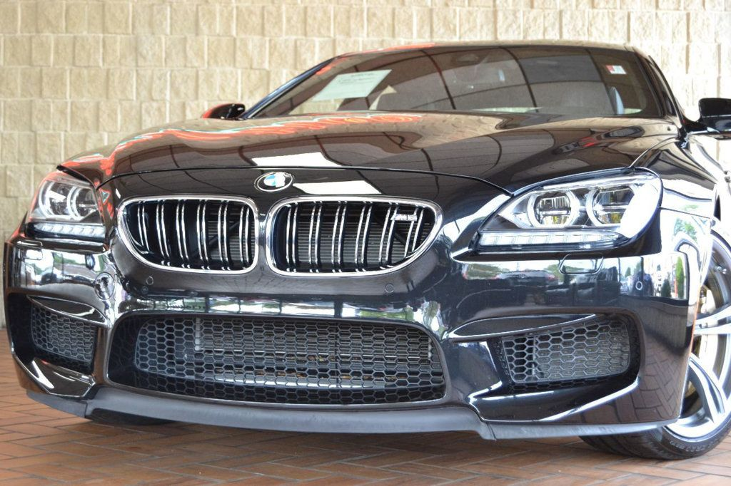 2014 BMW M6 4dr Gran Coupe - 15236314 - 2